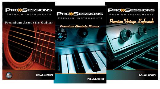 Premium Instruments DVD Covers