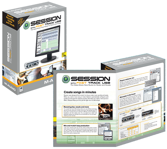 Session FastTrack package