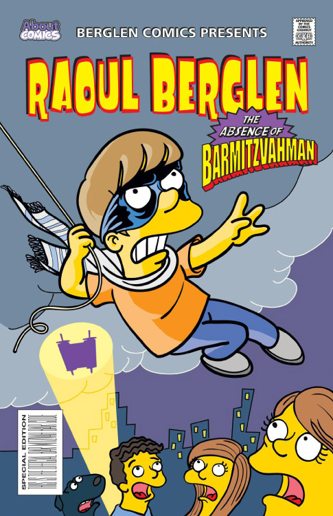 Raoul Berglen Comics