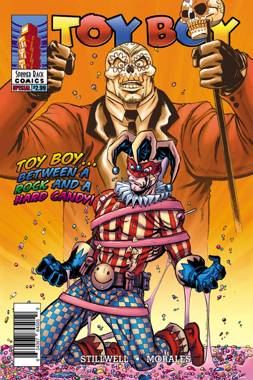 Toyboy Halloween Special